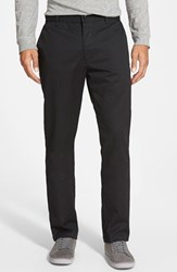 Rvca Men's 'The Week End' Slim Straight Leg Stretch Twill Chinos