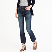 J.Crew Point Sur Stevie X Rocker Jean In Iris Wash