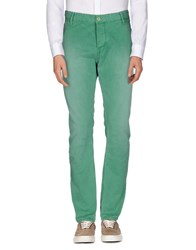 Scotch And Soda Trousers Casual Trousers Men Green