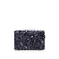 Vince Camuto Luv Minaudiere Clutch Bag Black