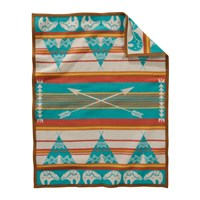 Pendleton Muchacho Baby Blanket Star Guardian