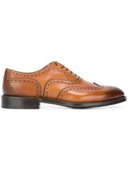 Doucal's 'Prince Brandy' Brogues Brown