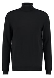 Reiss Observe Jumper Black