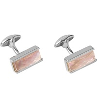 Links Of London Mother Of Pearl Sterling Silver Cufflinks