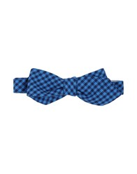 The Hill Side Bow Ties Blue