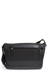 Vince Camuto 'Sanza' Nylon Messenger Bag Jet Black