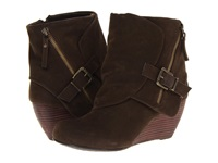 Blowfish Bilocate Dark Brown Fawn Women's Dress Zip Boots