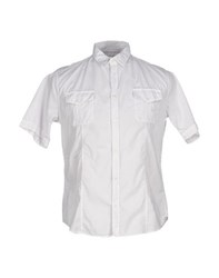 Esemplare Shirts Shirts Men White