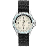 Timex Archive Navi World Time Black