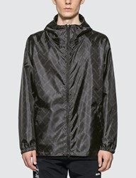 Sophnet. Monogram Windbreaker Black