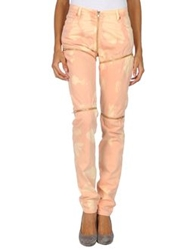 House Of Holland Denim Pants Pink