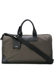 Montblanc Contrast Trimmed Holdall 60