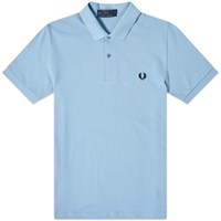 Fred Perry Reissues Original Plain Polo Blue