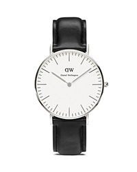 Daniel Wellington Classic Sheffield Watch 36Mm Silver