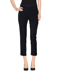 Myths Trousers Casual Trousers Women Dark Blue