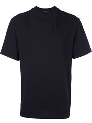 Alexander Wang T By Round Neck T Shirt Black