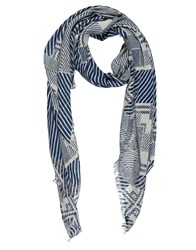 Marc By Marc Jacobs Scarves Blue