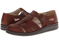 Finn Comfort Tropez 1016 Chestnut Men's Shoes Brown