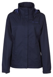 Vaude Escape Light Hardshell Jacket Eclipse Blue