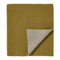 Murmur Dotto Throw Chartreuse