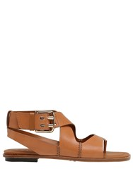 Tod's 10Mm Buckled Leather Sandals