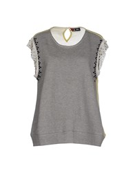 Sinequanone Topwear Tops Women Grey