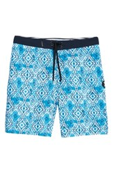 Hurley Groovy Board Shorts White