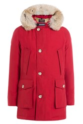 Woolrich Arctic Down Parka Red