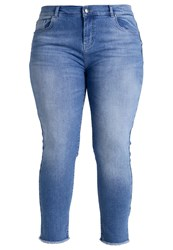 Jette Jean Slim Fit Jeans Blue Denim