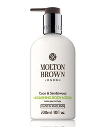 Coco And Sandalwood Lotion 10Oz. Molton Brown