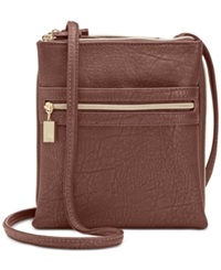 Style And Co. Organizer Crossbody Luggage