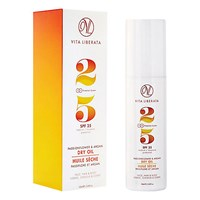 Vita Liberata Passionflower And Argan Dry Oil Spf 25 100Ml