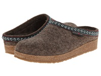 Haflinger Gz Classic Grizzly Earth Clog Shoes Brown