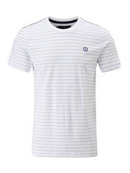 Henri Lloyd Men's Bretton Regular Tee Frost