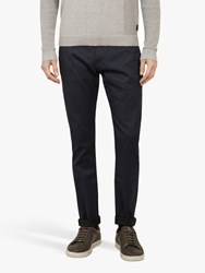 Ted Baker Alforon Tailored Straight Leg Jeans Teal Blue