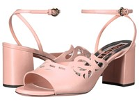 Rochas Ro28226 05131 Light Pastel Pink Women's Sandals