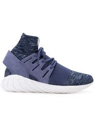 Adidas Lace Up Sneakers Men Soft Synthetic Fiber 28 Blue