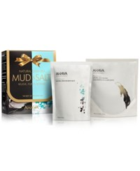 Ahava Natural Deadsea Mud And Salt Set No Color