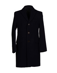 Aquarama Coats Dark Blue