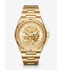 Wilder Automatic Gold Tone Watch