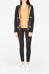 Monreal London Women S Wave Windbreaker Jacket Boutique1 Blk Alarm