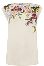 Oasis Spring Placement Tee Multi Coloured Multi Coloured