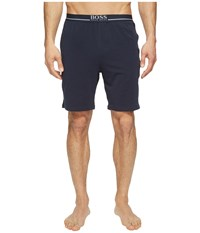 Hugo Boss Short Pants Ew 101438 Navy Men's Pajama