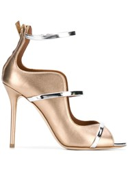 Malone Souliers Mika Sandals White