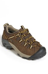 Men's Keen 'Targhee Ii' Hiking Shoe Cascade Brown Golden Yellow