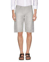 Calvaresi Bermudas Light Grey