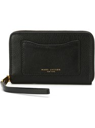Marc Jacobs 'Recruit' Wallet Black