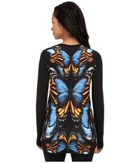Burton Tech Tee Butterflies Women's Long Sleeve Pullover Multi