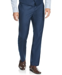 Inc International Concepts James Slim Fit Pants Only At Macy's Navy