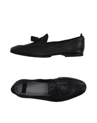Raparo Footwear Moccasins Men Black
